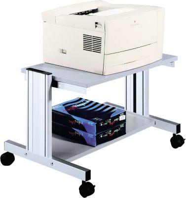 table pour imprimante 2 niveaux. Black Bedroom Furniture Sets. Home Design Ideas