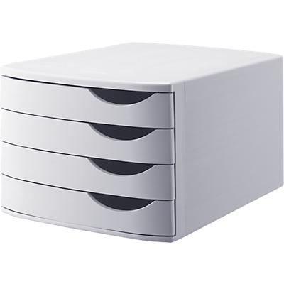 ATLANTA Schubladenbox, 4 Schubladen geschlossen