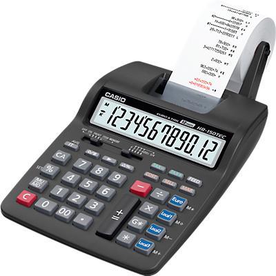 CASIO® Tischrechner HR-150 TEC
