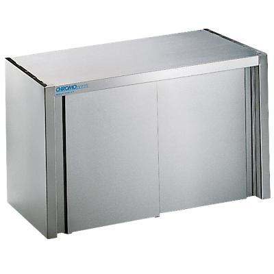 Hängeschrank, Edelstahl, H 550 x T 400 mm