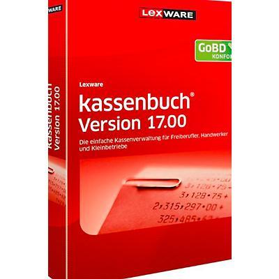 LEXWARE Software Kassenbuch 2016