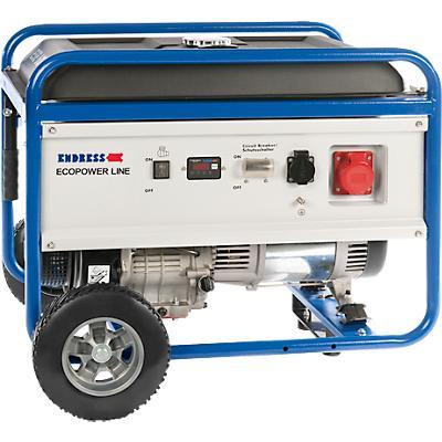 Stromerzeuger Ecopower Line ESE 6000DBS