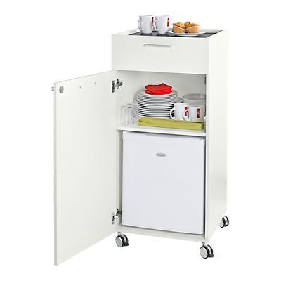 Verpflegungs-Trolley Sesam ohne Kühlschrank