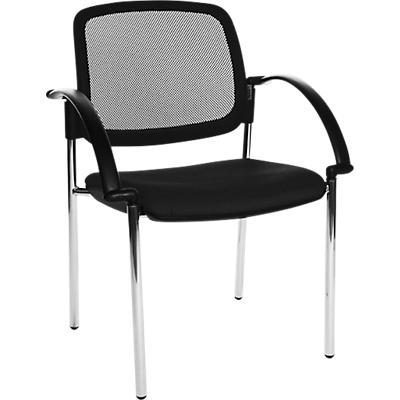 Vier-Fuß-Stuhl Open Chair