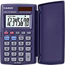 CASIO® bureaurekenmachine HS- 8VER, 8 cijfers, met beschermklep