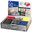 Clic Flex Key set van 40 magnetische sleutelhangers