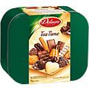 Delacre Tea Time koeken , doos van 1 kg