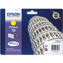 Epson inktpatroon C13T79144010 L , geel