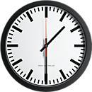 Horloge LA SIMPLE, avec cadran à bâtons, Ø 300 mm, pour l'intérieur