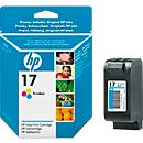 HP inktpatroon C6625AE, nr. 17, color