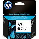 HP inktpatroon nr. 62, C2P04AE, zwart