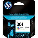 HP printpatroon nr. 301 color (CH562EE)
