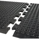 Werkplaatsmat Bubblemat Standard, eindmatten en tussenmatten met module- functie
