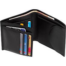 echtleder-geldborse-dow-jones-schwarz-hochformat-diverse-steckfacher