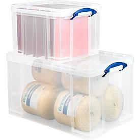 Box, Kunststoff, Really useful Boxes, 2 Stück