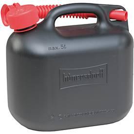 Kraftstoffkanister mit Auslaufrohr
