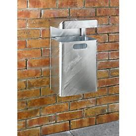 Wand-Abfallbehälter, 35 Liter