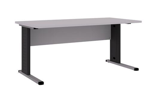 Schreibtisch quadro combi plus c fu rechteck b 800 for Schreibtisch quadro