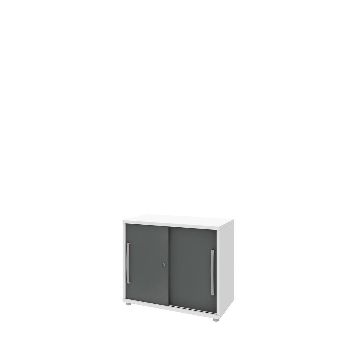 schiebet ren schrank bari anstellbar an c fu freiformtisch 1 boden schloss b 800 mm g nstig. Black Bedroom Furniture Sets. Home Design Ideas