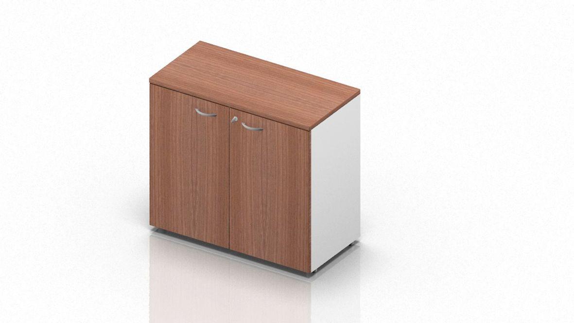 schrank arlon office 2 ordnerh hen abschlie bar b 900 x t 450 x h 816 mm g nstig kaufen. Black Bedroom Furniture Sets. Home Design Ideas