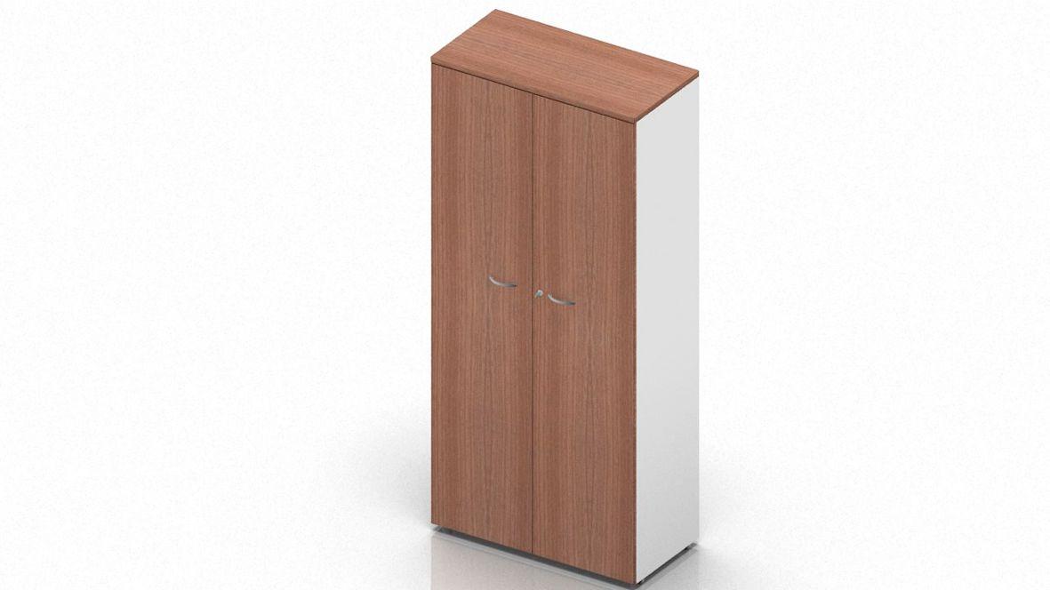 schrank arlon office 5 ordnerh hen abschlie bar b 900 x t 450 x h 2000 mm g nstig kaufen. Black Bedroom Furniture Sets. Home Design Ideas