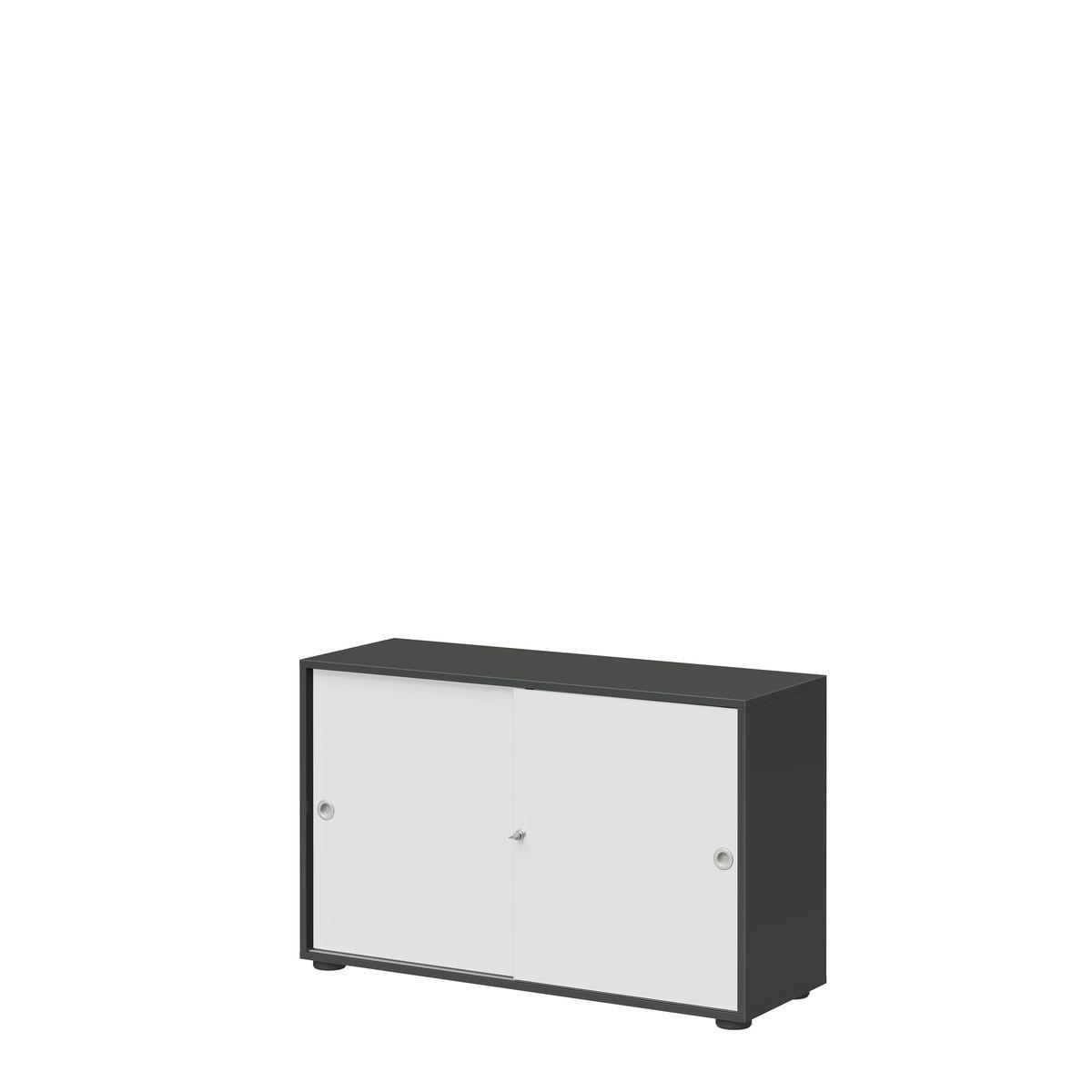 schiebet ren schrank almondo 2 oh 2 b den h 752 x b 1200 x t 420 mm g nstig kaufen sch fer shop. Black Bedroom Furniture Sets. Home Design Ideas