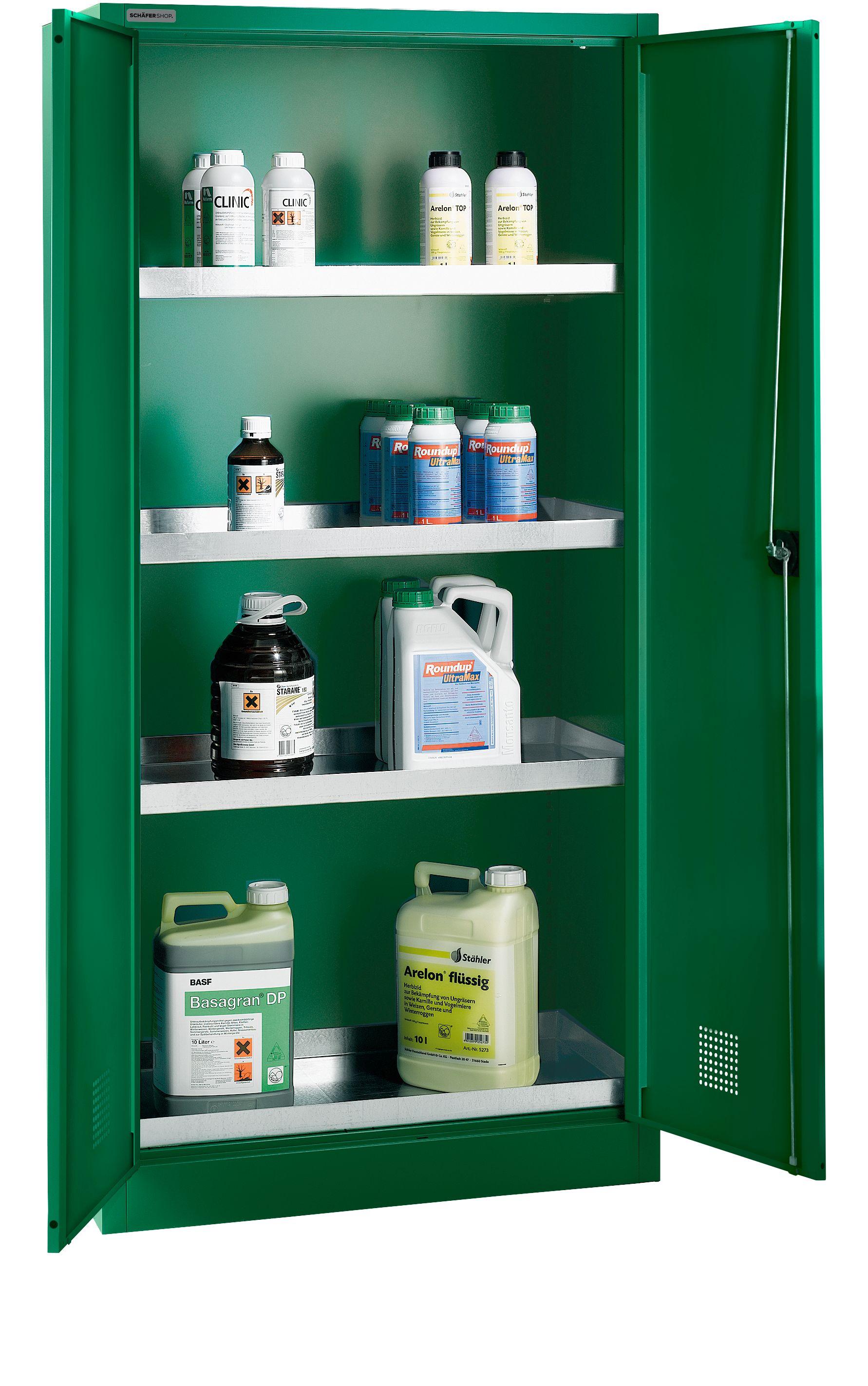 pflanzenschutzmittel und chemikalienschrank g nstig kaufen sch fer shop. Black Bedroom Furniture Sets. Home Design Ideas