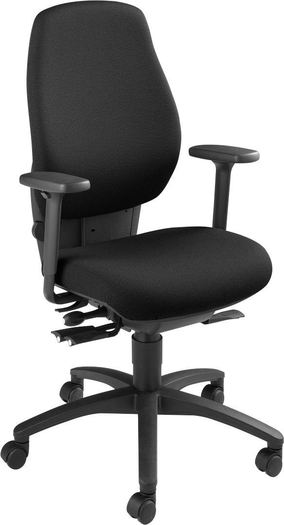 dauphin b rostuhl shape 28485 mit armlehnen beckenst tze. Black Bedroom Furniture Sets. Home Design Ideas