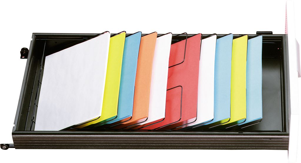 Organisationseinrichtung, Schrägablage für Schübe, DIN A4 ...