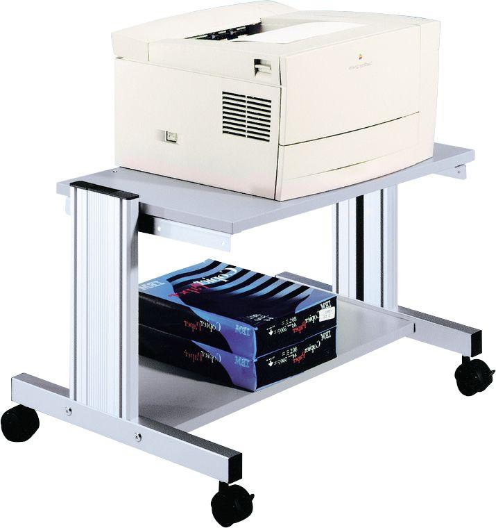 table pour imprimante 2 niveaux acheter bon march sch fer shop. Black Bedroom Furniture Sets. Home Design Ideas