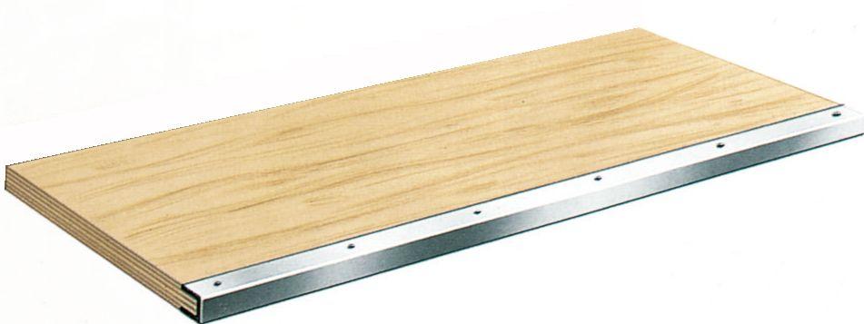 multiplex arbeitsplatte mit sto brett und vorderer stahlkante g nstig kaufen sch fer shop. Black Bedroom Furniture Sets. Home Design Ideas