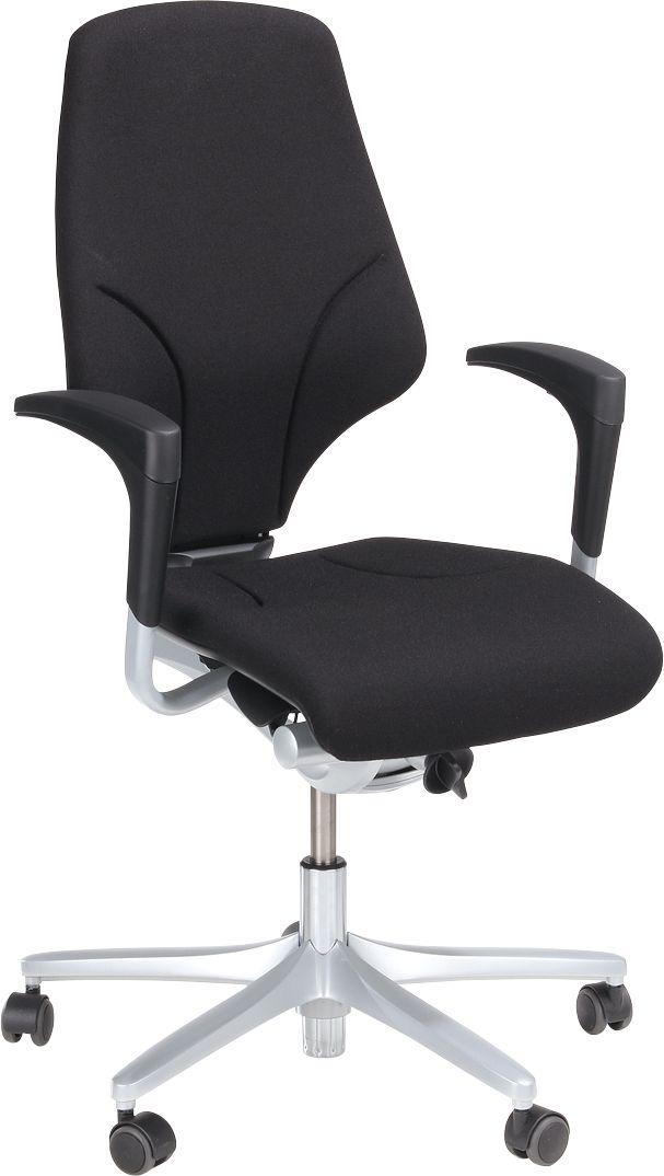 giroflex b rostuhl modell 64 ohne armlehnen verschlei freie synchronmechanik bis 150 kg. Black Bedroom Furniture Sets. Home Design Ideas