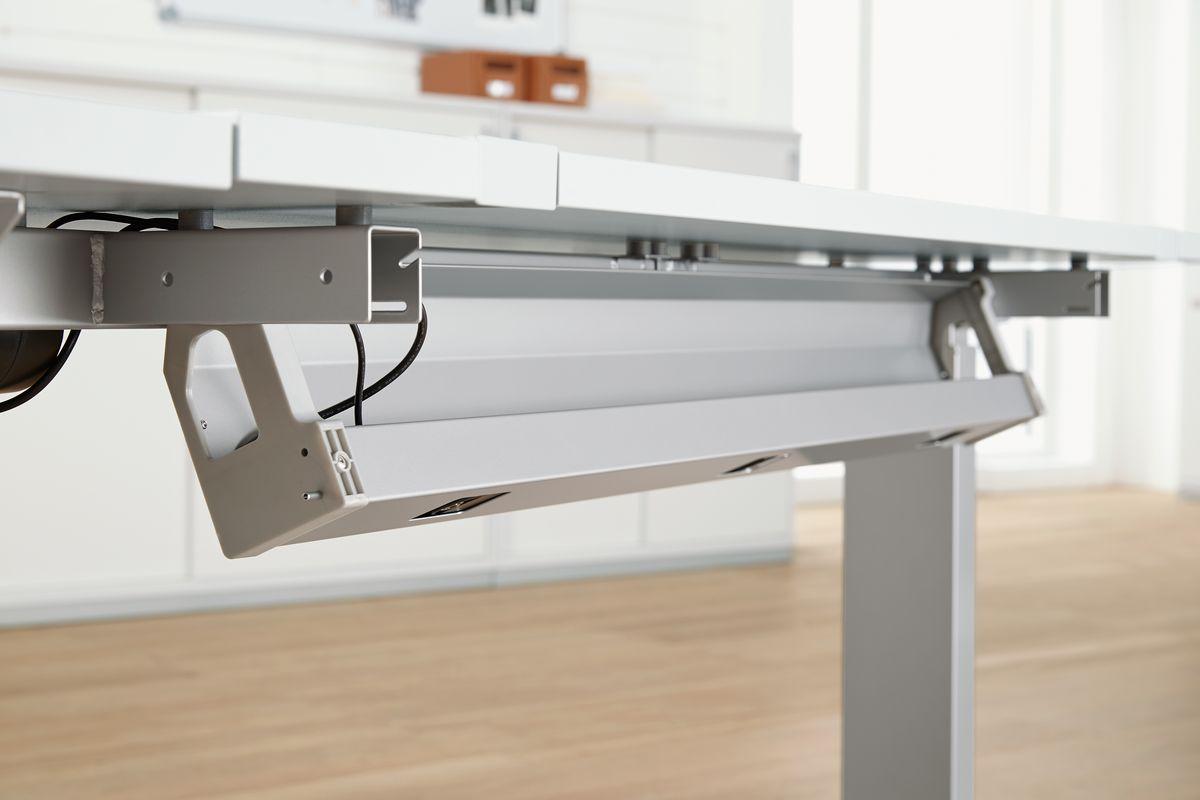 kabelkanal planova ergostyle f r schreibtisch g nstig kaufen sch fer shop. Black Bedroom Furniture Sets. Home Design Ideas