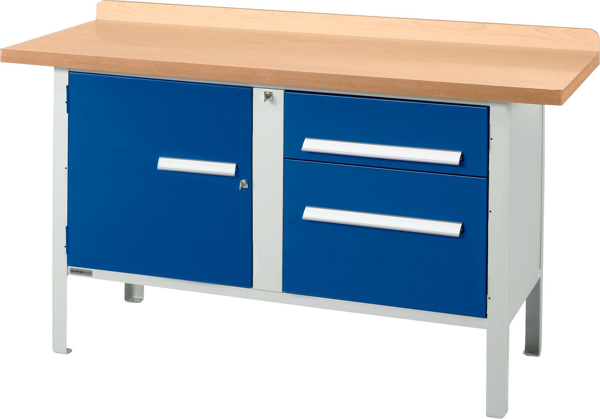 universelle profi werkbank pw 150 3 g nstig kaufen sch fer shop. Black Bedroom Furniture Sets. Home Design Ideas