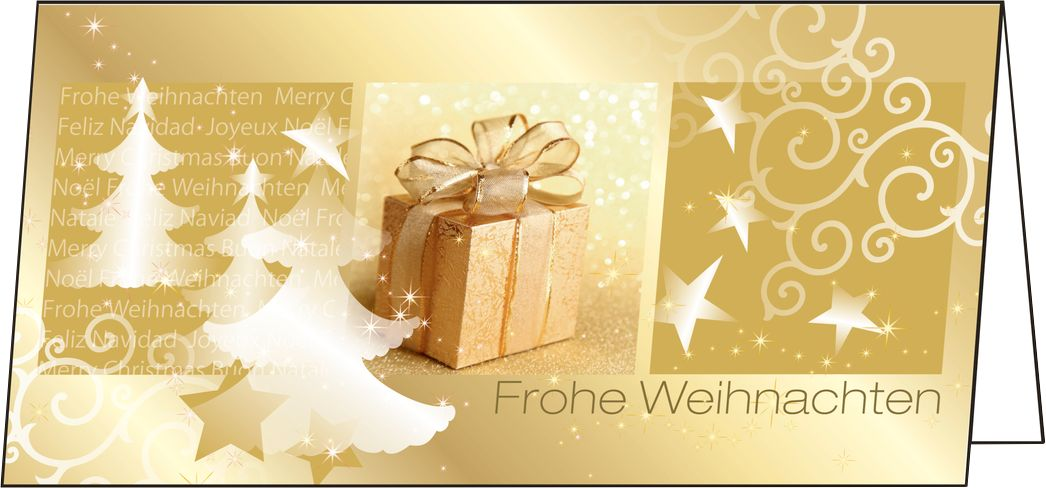 weihnachtskarten surprise g nstig kaufen sch fer shop. Black Bedroom Furniture Sets. Home Design Ideas