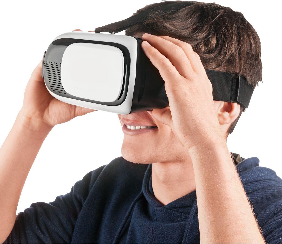 virtual reality brille interfaceplus verstellbares linsensystem aus kunststoff g nstig kaufen. Black Bedroom Furniture Sets. Home Design Ideas