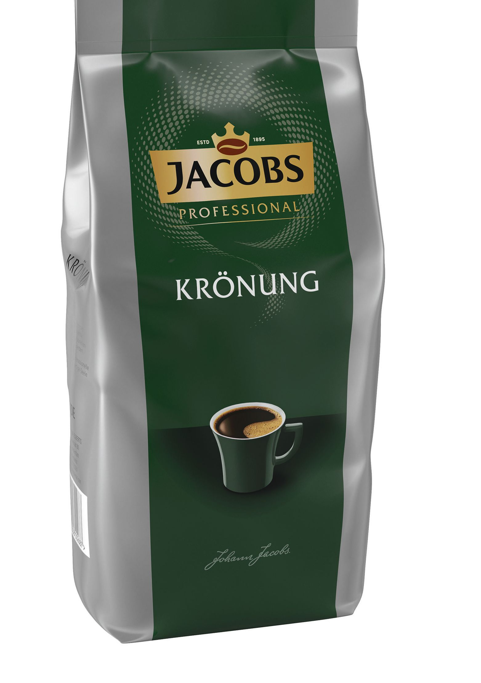 jacobs kr nung kaffee in gastronomie qualit t gemahlen g nstig kaufen sch fer shop. Black Bedroom Furniture Sets. Home Design Ideas