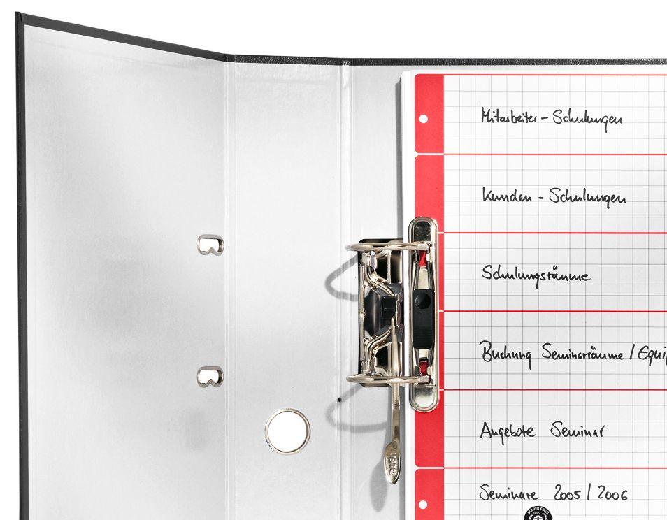 leitz karton register zur freien verwendung einzeln g nstig kaufen sch fer shop. Black Bedroom Furniture Sets. Home Design Ideas
