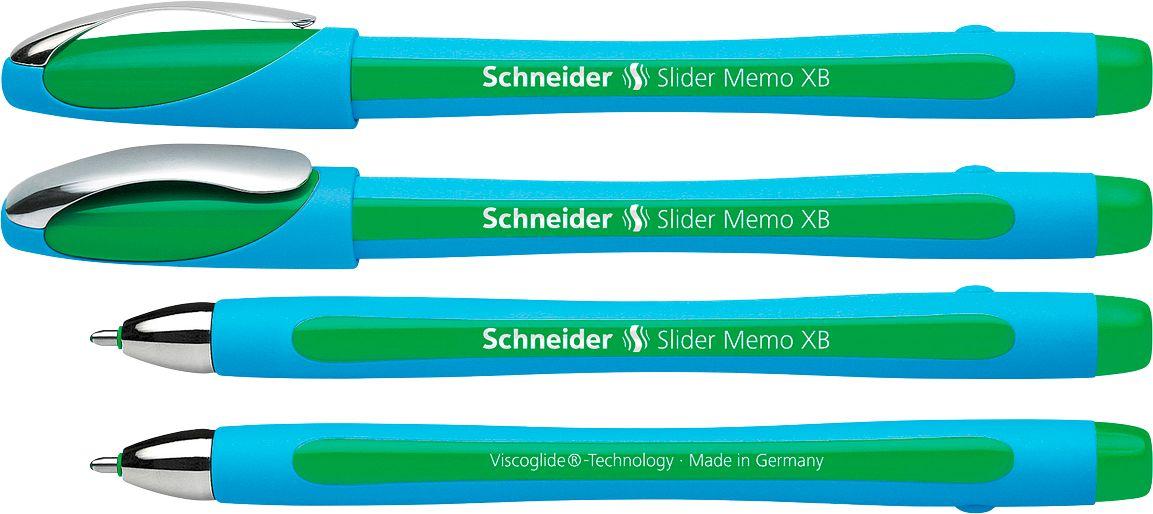 Kugelschreiber schneider slider memo g nstig kaufen for Schneider werbeartikel katalog