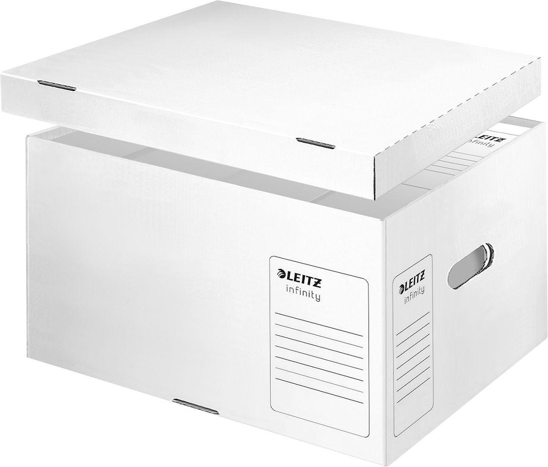leitz archivbox container gr e l pappe f r. Black Bedroom Furniture Sets. Home Design Ideas