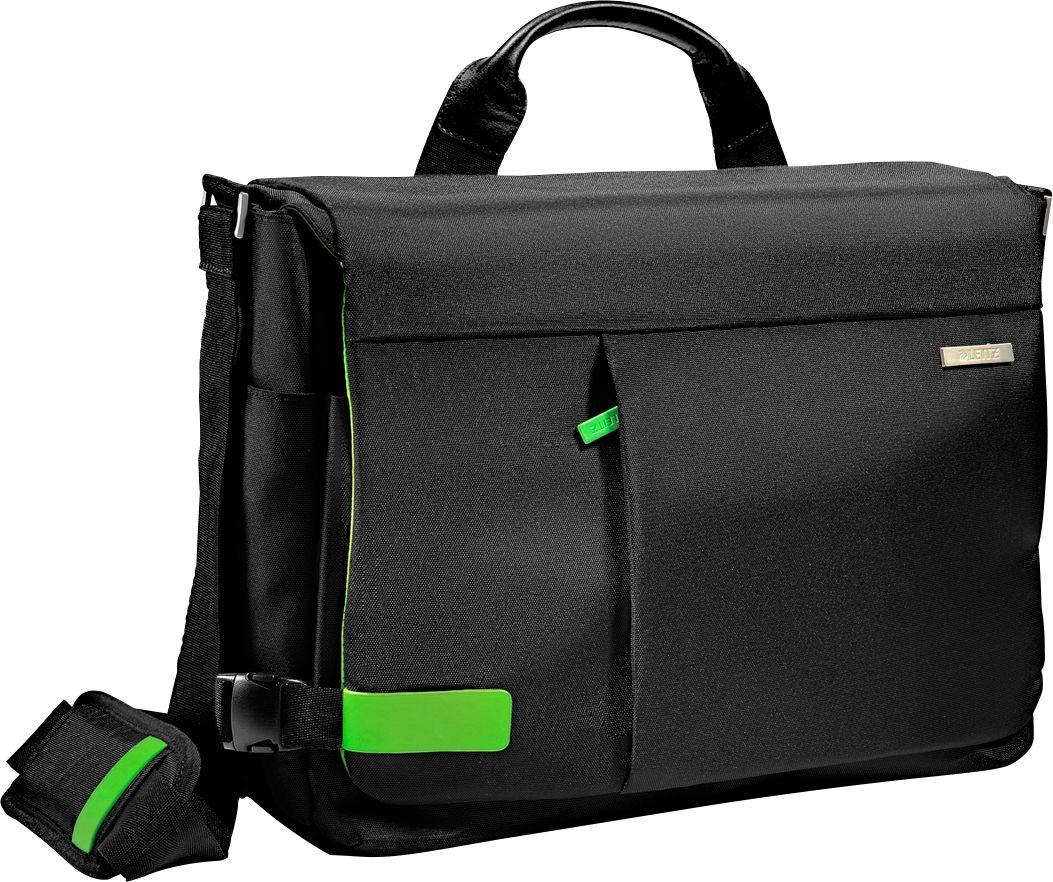 leitz notebook tasche smart traveller 15 6 g nstig. Black Bedroom Furniture Sets. Home Design Ideas