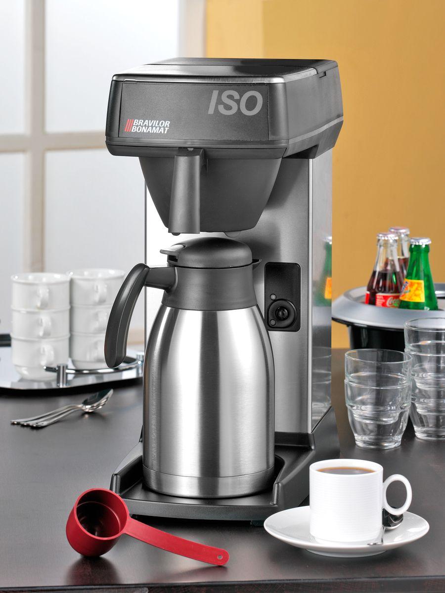 Machine caf et th bonamat iso acheter bon march sch fer shop - Quelle machine a cafe acheter ...