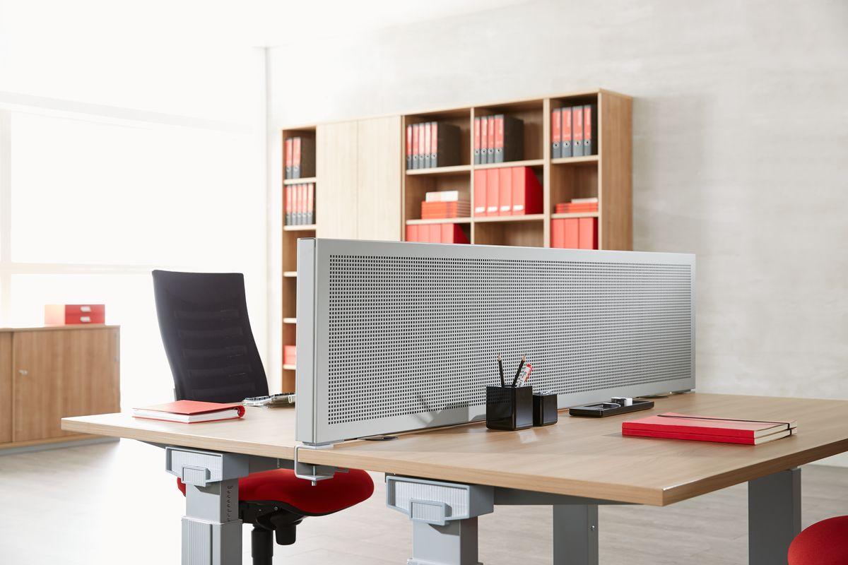 Cloisonette pour table, l 1000 x H 400 mm acheter bon marché  Schäfer Shop -> Acheter Grosse Roues Pour Table