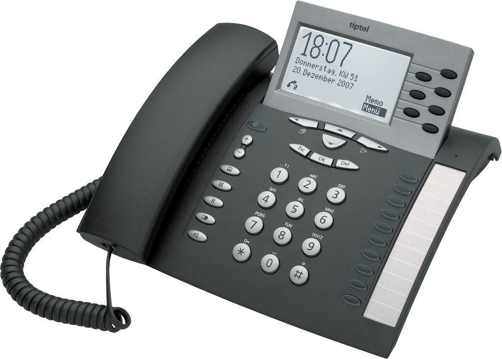 tiptel profi telefon 274 g nstig kaufen sch fer shop. Black Bedroom Furniture Sets. Home Design Ideas