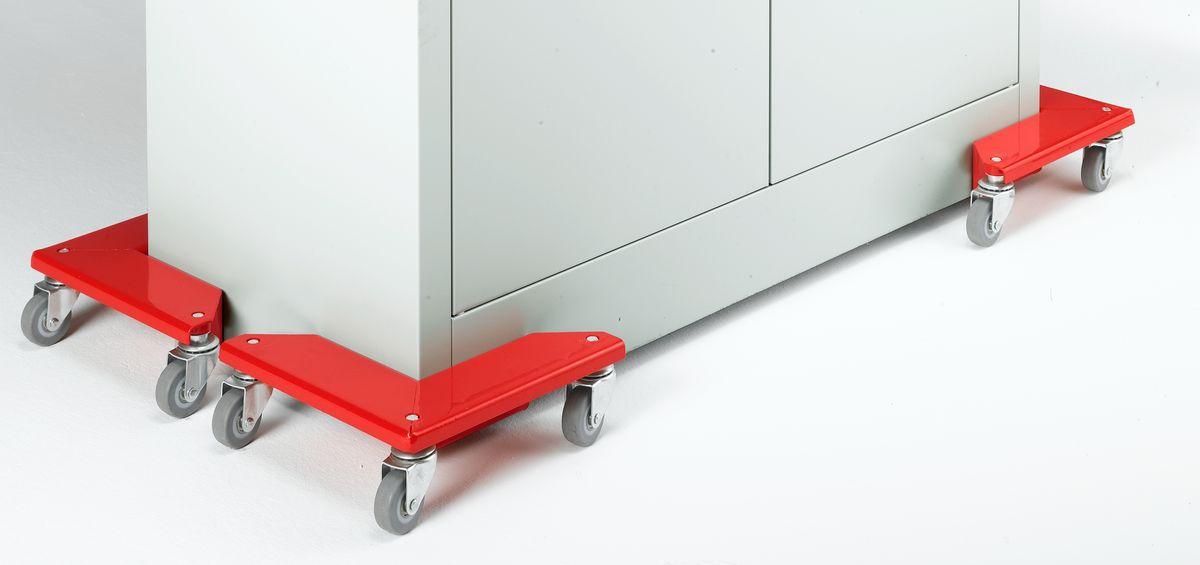 transport roller 4 st ck g nstig kaufen sch fer shop. Black Bedroom Furniture Sets. Home Design Ideas