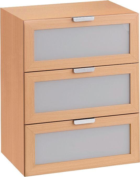 chromregal balton b iii korpus mit 3 schubladen g nstig kaufen sch fer shop. Black Bedroom Furniture Sets. Home Design Ideas