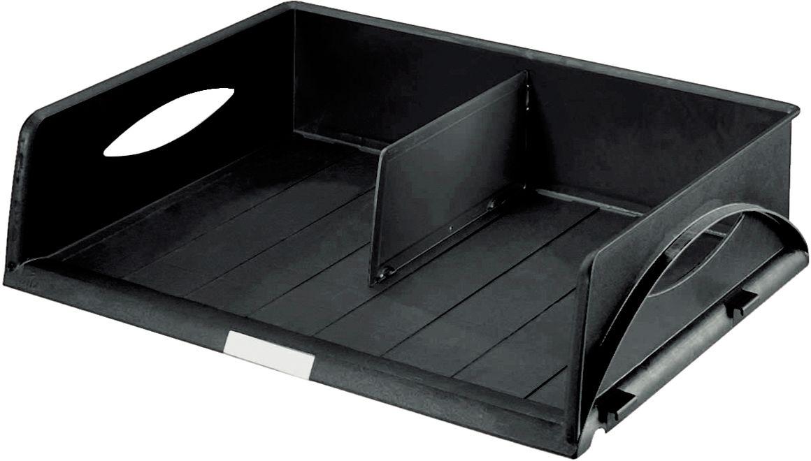 leitz ablagekorb sorty jumbo din a3 quer polystyrol g nstig kaufen sch fer shop. Black Bedroom Furniture Sets. Home Design Ideas