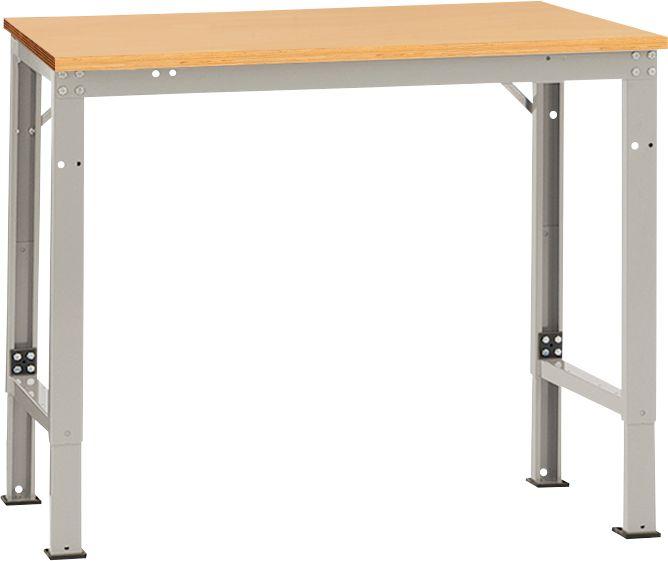 werkbanksystem profi standard inkl multiplex arbeitsplatte grundeinheit g nstig kaufen. Black Bedroom Furniture Sets. Home Design Ideas
