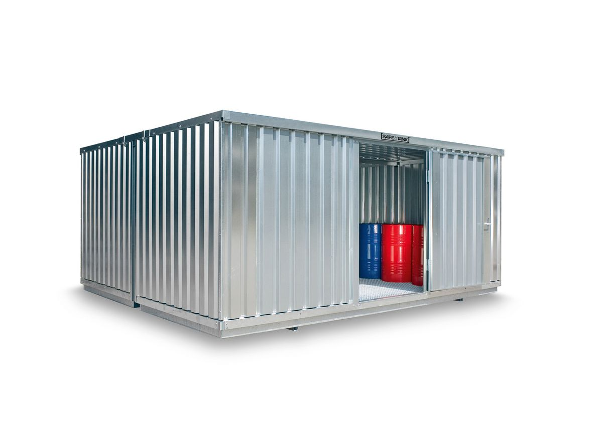 container kombination safe tank 4000 g nstig kaufen sch fer shop. Black Bedroom Furniture Sets. Home Design Ideas