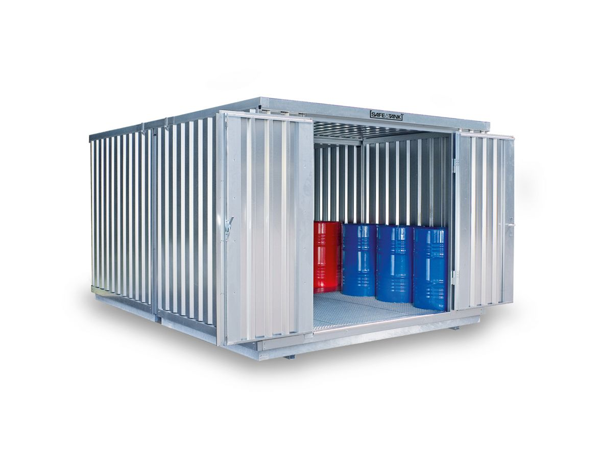 container kombination safe tank 2000 g nstig kaufen sch fer shop. Black Bedroom Furniture Sets. Home Design Ideas